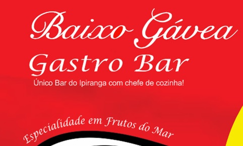 BAIXO GÁVEA IPIRANGA