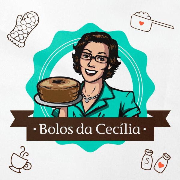 BOLOS DA CECÍLIA